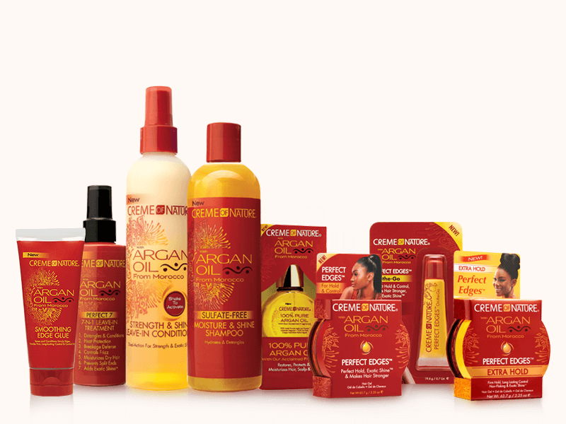 Natural Red Hair Care Products